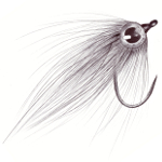 Big eye streamer, tied by Joachim Wittwer